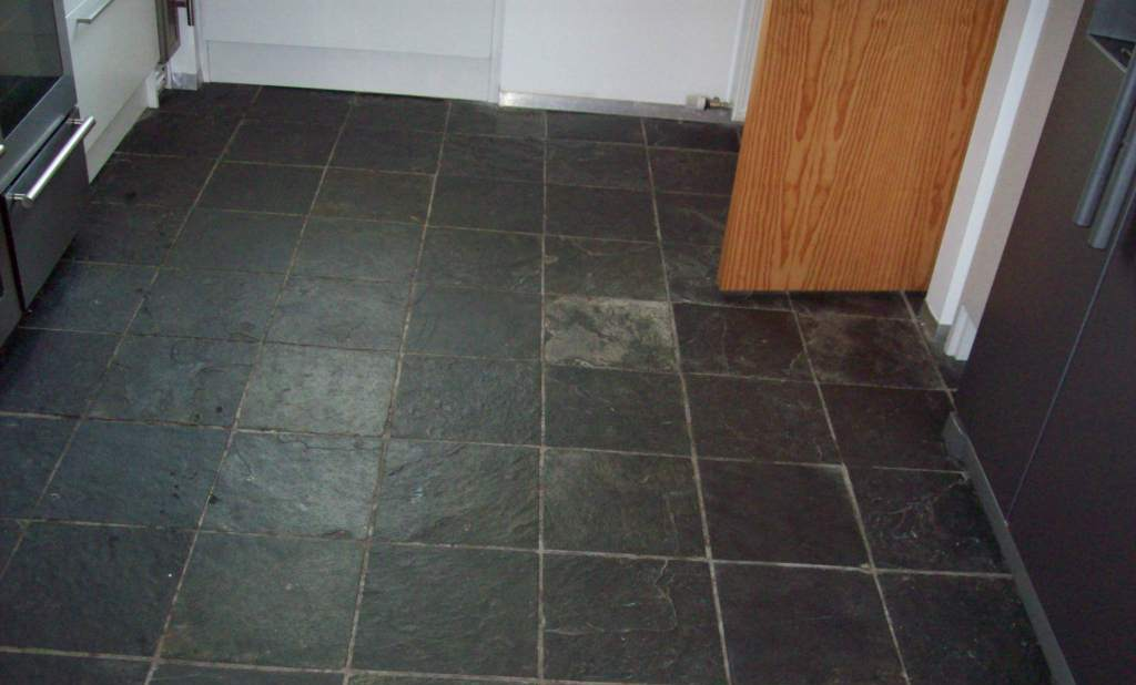 slate floor tiles interesting best images about black